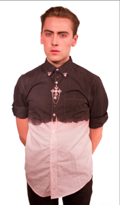 Image of BLACKTOP BUTTON UP