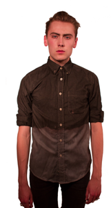 Image of OMBRE BUTTON UP
