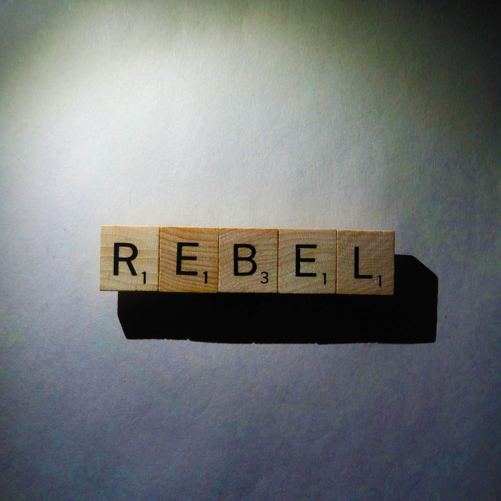 Image of REBEL!