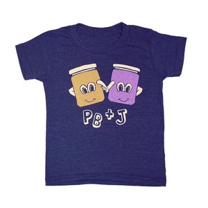 Image of PB + J | KIDS TEE