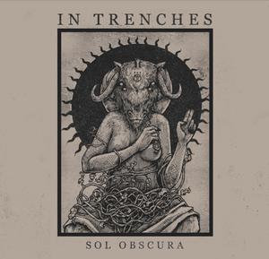 "Image of Sol Obscura 10"" record bronze"