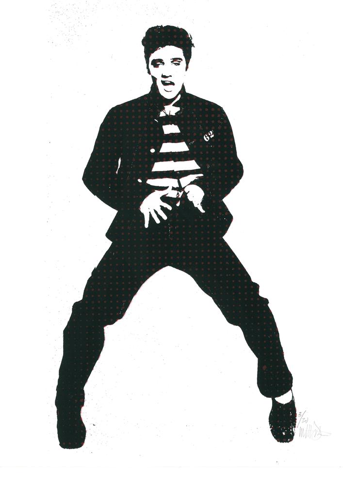 Image of Elvis Pink