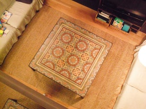 Image of Eli and Jordi coffee table