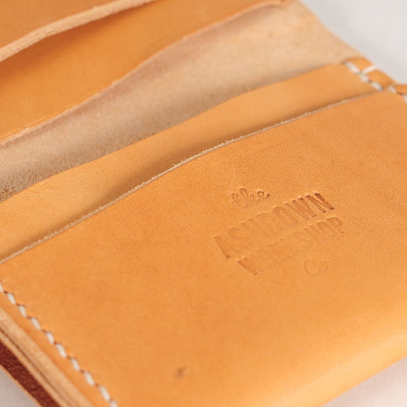 Image of Original Bi-Fold Wallet - Cashew