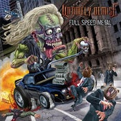 Image of Untimely Demise 'Full Speed Metal' EP