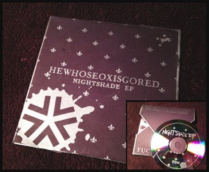 Image of Nightshade EP (3rd press)