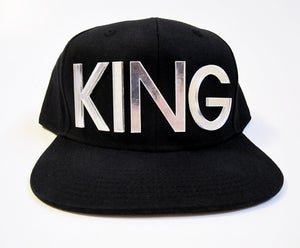 Image of KING Snapback Hat