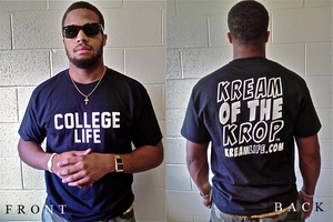 Image of College Life Shirt
