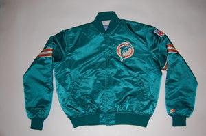 Image of Miami Dolphins Vintage Starter Jacket