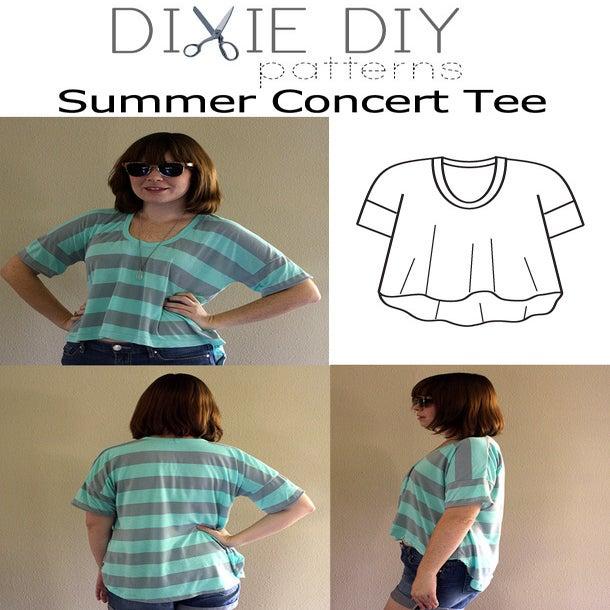 Image of Summer Concert Tee
