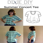 Image of Summer Concert Tee