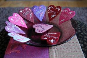 Image of Silk Heart Brooch