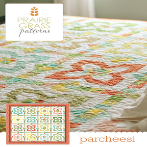 Image of Parcheesi: Quilting Pattern #116