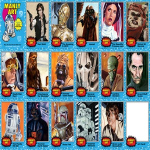 Image of May the Fourth Be With You Card Set