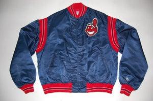 Image of Cleveland Indians Vintage Starter Jacket