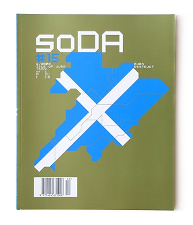 Image of Büro Destruct - Soda 15 (Isle of Jura)