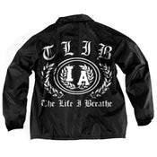 "Image of The Life I Breathe ""TLIB"" Windbreaker"