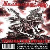 Image of Weaponizer Magazine - Issue #1