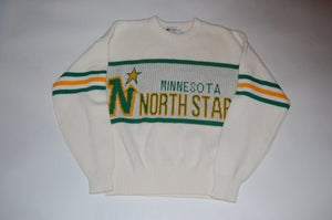 Image of Minnesota North Stars Vintage Sweater