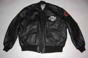 Image of Los Angeles Kings Leather Jacket