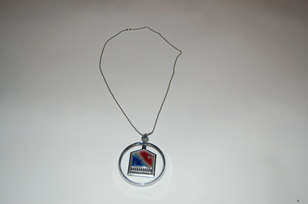 "Image of Buick ""Park Avenue"" Necklace"