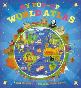 Image of 'My Pop Up World Atlas'