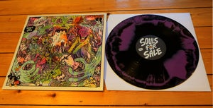 Image of Souls For Sale - All My Favorite Love Songs Are By Cannibal Corpse 12""