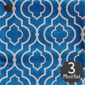 Image of #3 Mod Kid Fabric