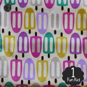 Image of #1 Fun Kid Fabric