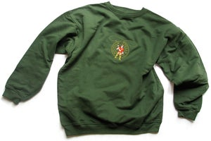 Image of Fly Caster Logo SWEAT