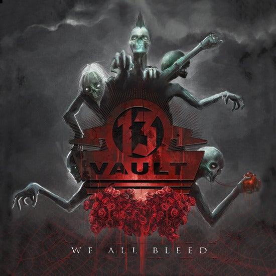 Image of VAULT13 WE ALL BLEED (2012)