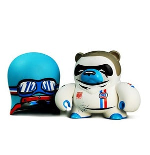 """Image of Le Mans Teddy Trooper 10"""" by Flying Fortress"""
