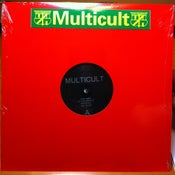"""Image of Multicult s/t 12"""""""