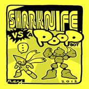 Image of Sharknife vs A Poop