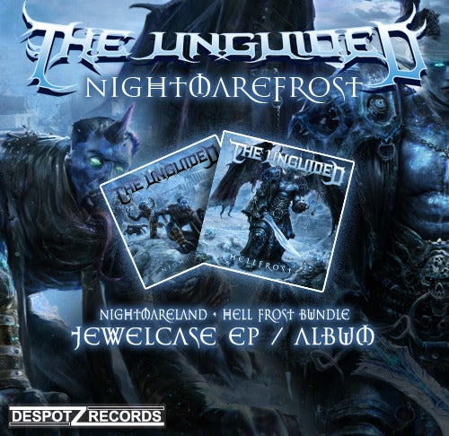 Image of The Unguided - Nightmarefrost  [ BUNDLECD]
