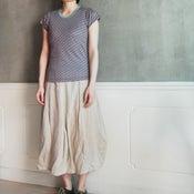 Image of Short sleeves dot T-shirt /短袖波點T恤 (code: 053)
