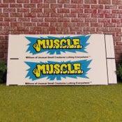 Image of Custom M.U.S.C.L.E. HiWay Hauler Sticker Set
