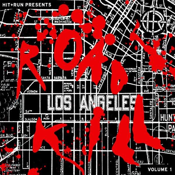 "Image of HIT+RUN Presents ""ROAD KILL Vol. 1""  [HNR17LP] - VINYL"