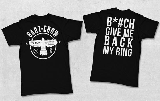 Image of BC Give Me Back My Ring Tee