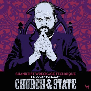 Image of SHANKFIST WRECKAGE TECHNIQUE - CHURCH & STATE LIMITED DIGI BUNDLE