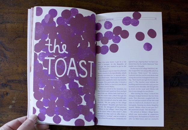 Image of Issue 8: Adventure
