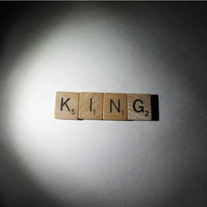 Image of KING!