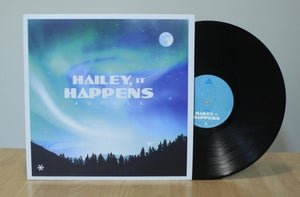 Image of Hailey, It Happens - Aurora LP