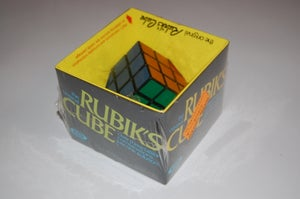 Image of Rubik's Cube Original Toy