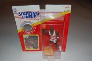 Image of Michael Jordan Vintage Action Figure