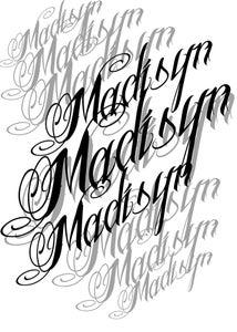 """Image of Madisyn """"On Repeat"""" Tee"""