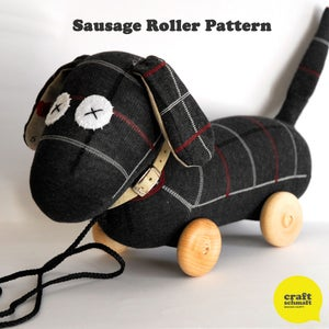 Image of Sausage Roller e-Pattern