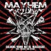 Image of Mayhem Club Vol.1 Cologne / Bonn Metal Massacre - 2CD