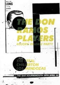 Image of The Don Ramos Players Record Release Poster
