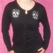 Image of LIMITED Sugar Skull Cardigan